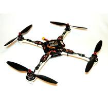Quadricóptero Ifly K450 Emax Com Controladora Qq Super
