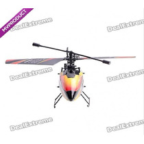 Helicoptero Wltoys V911 4ch 4-canal 2.4ghz