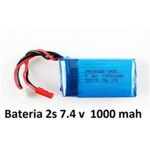 Bateria Wltoys V912 1000mah Mais Tempo De Voo