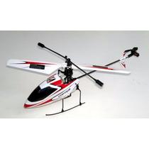 Helicóptero V911 Wltoys Completo 4ch 2.4ghz