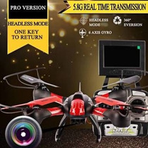 Drone Quadricóptero Sky Hawkeye 5.8g Wifi Fpv + 5 Baterias!!