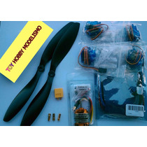 Kit Elétrica Para Aeromodelismo