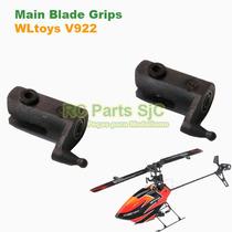 Pega Pás (main Blade Grip) Helicóptero Wltoys V922 / Fbl100