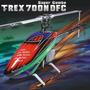 Helicóptero T-rex 700n Dfc 3gx Super Combo Parc Sem Juros