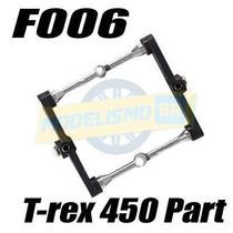 Controle Flybar Para Helicoptero T-rex 450 Copterx Hk450