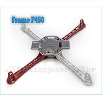 Quadricóptero Frame V3 Pcb 450mm Q450 F450 Glass Fiber