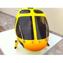Helicoptero Esquilo Raptor 60 - 10x No Cartao