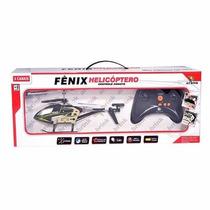 * Helicoptero Fenix 3 Canais Art Brink Com Giroscopio 27 C M