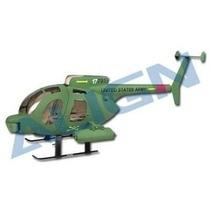 T-rex 450 Scale Fuselage 500d Kz0820113a