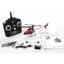 Mini Helicóptero V911 Completo + 1 Bateria Grátis