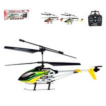 Helicóptero Condor Controle 3 Canais Sistema 2.4ghz