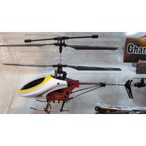 Mini Helicóptero Controle Remoto 360 E 4 Canais Frete Gratis