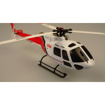 Helicoptero Wltoys V931 6 Canais Flybarless Profissional 3d