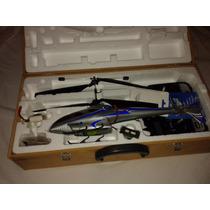 Helicóptero Rc Esky Lama V4 Completo C/ Upgrades Xtreme