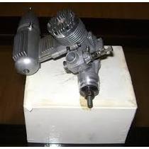Motor O.s Max Sf 40cc - Usado 2 Vezes