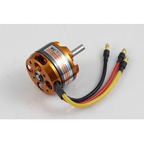 Motor Rc Timer 3530-10 / 1400kv 430w + Spinner + Montante