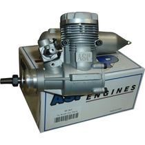 Motor Glow - Asp 61a - 2 Tempos - Rolamentado