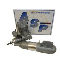 Motor Glow - Asp 52a - 2 Tempos - Rolamentado Em Canoas - Rs