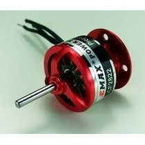 Motor Brushless Emax 2822 - 1200 Kv Com Conectores Bullet