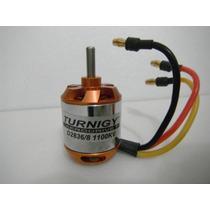 Motor Turnigy Brushless 2836-8 1100kv 336w Empuxo 1130g