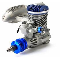 Motor Evolution 91nx Glow Com Muffler (silenciador) Evoe0910