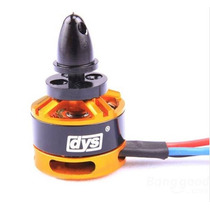 Motor Brushless Dys Be1806 2300kv 2-3s P/ Mini Multirotores