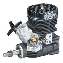 Motor O.s. 91hz-r 3d Speed Black 18642 Heli T-rex