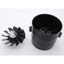 Turbina 90mm 12 Pás De Alta Performance - Fúria Hobby