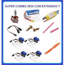 Super Combo 2830 Completao, Com Bateria De 2200 E Extensao Y