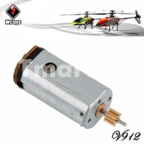Motor De Cauda (tail Motor) Para Helicóptero Wltoys V912