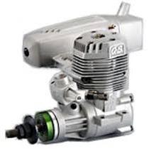 Motor Os 75ax-be Bioetanol Com Mufla E Vela Aeromodelo 17410