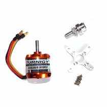 Motor Turnigy D3536/9 910kv Brushless Outrunner Motor