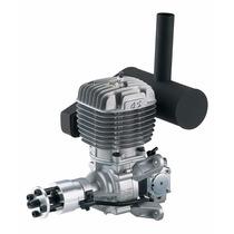 Motor O.s Gt60 Gasolina Com Muffler 38600