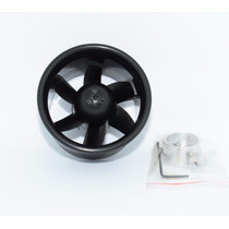 Turbina Edf 64mm 6pás + Motor 4500kv, Aeromodelismo