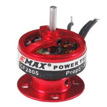 Motor Elétrico Emax 2805 1600 Kv