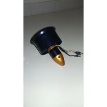 Turbina Edf 64mm Com Motor Brushless 3800kv Hércules