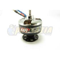 Motor Turnigy L3010c 1300kv 420w - 1650gr Empuxo Com Spinner