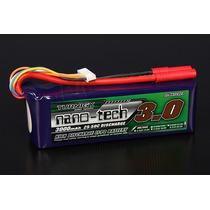 Turnigy Nano-tech 3000mah 6s 25~50c Lipo Bateria