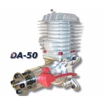 Motor Gasolina Da 50 - Desert Aircraft R Mda50r
