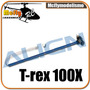 Align T-rex 100x Complete Tail Assembly H11015a Cauda