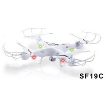 Drone Sf19 Com Camera 2.4gzh Similar Ao Fq777 X5c Syma X5c