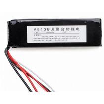 Lipo Bateria 2600 Mah 7.4v 25c - Helicóptero Wltoys V913