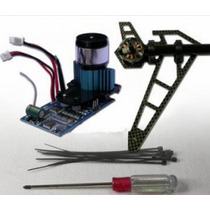 Kit Complo Motores Principal + Cauda Brushless Wltoys V913