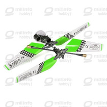 #6020-mt/bk - Kit Do Rotor Principal Com Helices (verde)
