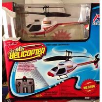 Mini Helicóptero Controle Remoto Modelo 9396 Sem Funcionar