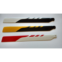 Pás Main Blade Trex Copterx Hk 450 325mm - Fibra De Vidro