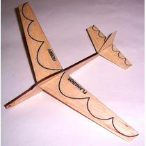 Kit Planador Hobby Para Montar