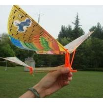 Ornitóptero - Pássaro A Elástico Que Voa - Diversão