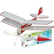 Air Double - Aeromodelo De Voo Livre Com Motor A Elástico