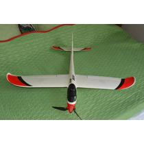 Planador 800 Completo Com Servos E Speed Control Com 80cm